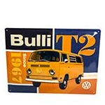 Type2 Bay window Tin signs and figurines