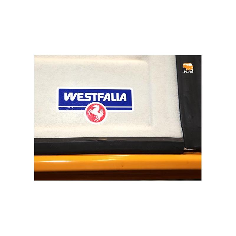 Westfalia aufkleber klein ca 10 x 4 5 cm bus 4 10 for 10 x 10 x 10