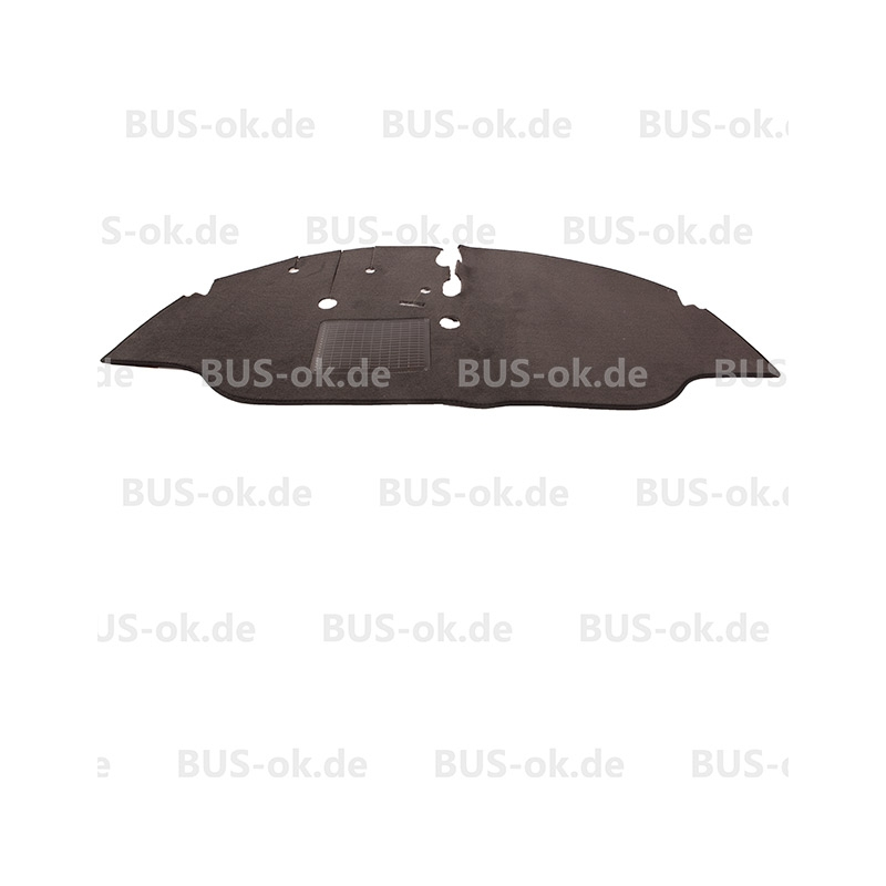 T1 Teppich vorne Top Qualität Schwarz, BUSokde , 47,40