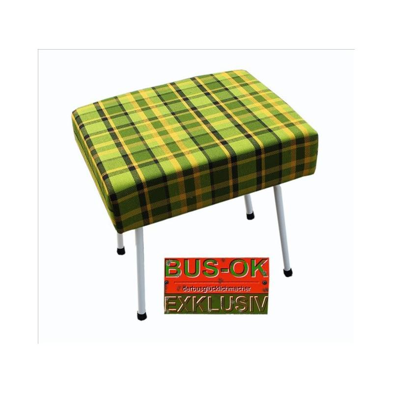 hocker f r die westfalia ausstattung des t2 bus 139 90. Black Bedroom Furniture Sets. Home Design Ideas