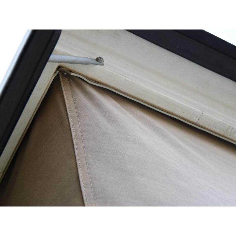 t2 t3 abdeckleiste flachband f r die obere dachstoffmontage 9m set verglnr 253070707 bus ok. Black Bedroom Furniture Sets. Home Design Ideas