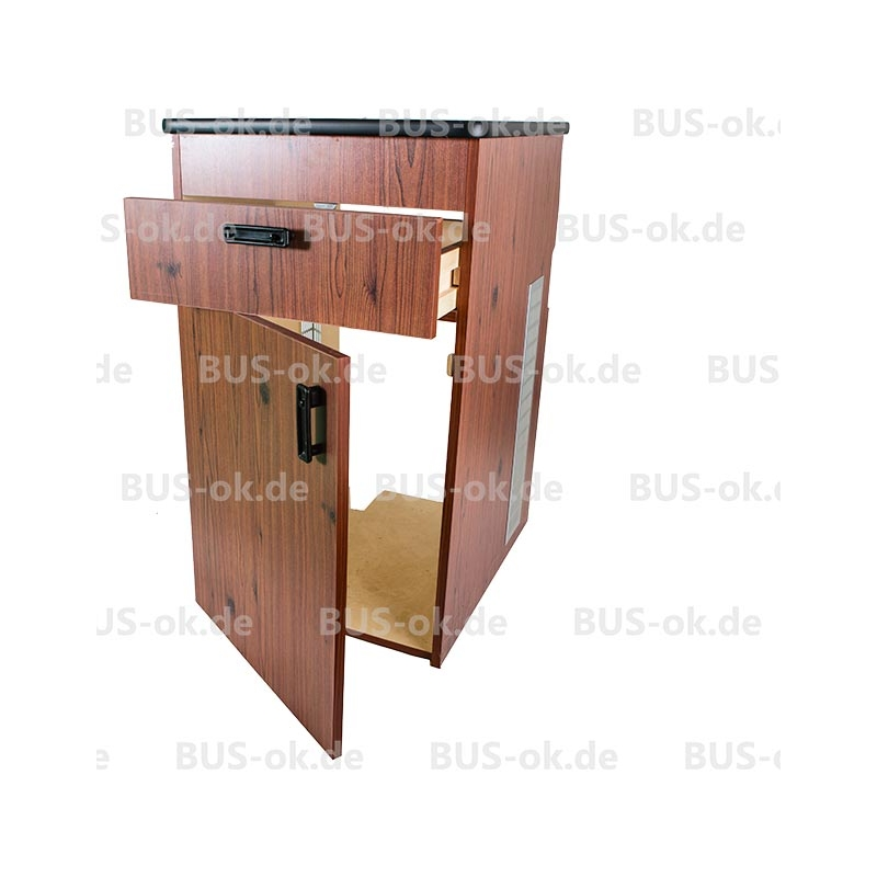 t2 westfalia schrank f r den k hlschrank helsinki ausstattung top bus 785 40. Black Bedroom Furniture Sets. Home Design Ideas