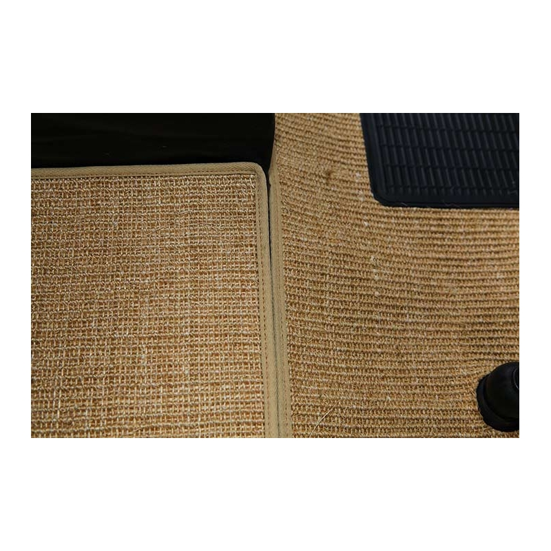 t2b carpet driving cab beige sisal top quality bus 103 00. Black Bedroom Furniture Sets. Home Design Ideas