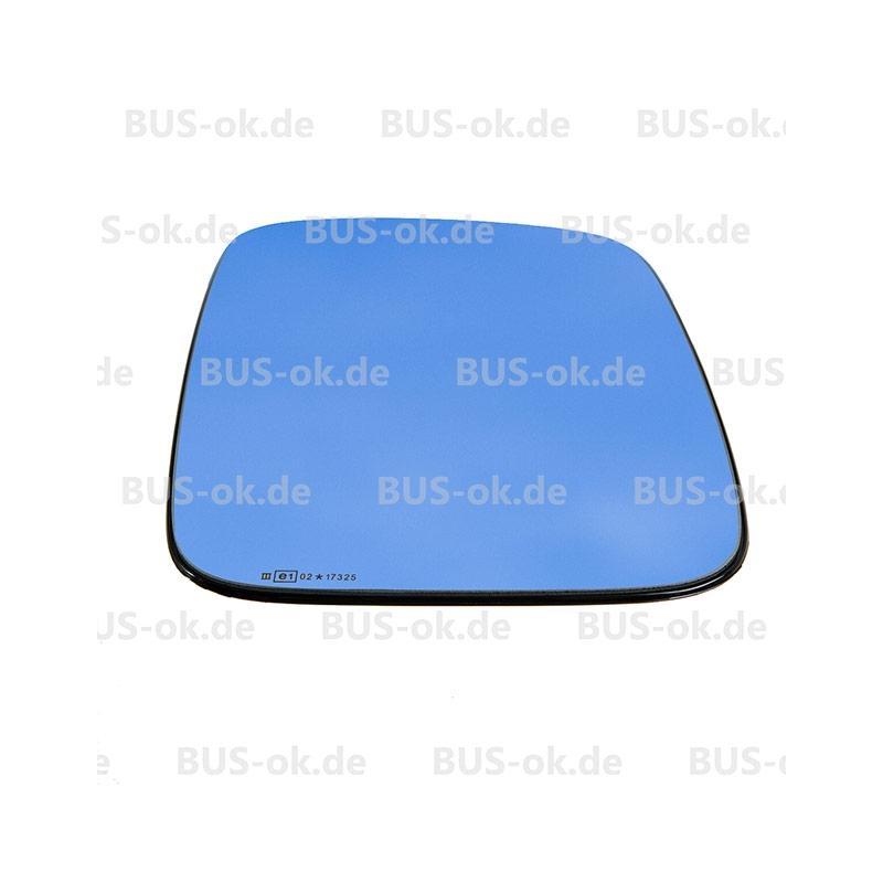 t4 spiegelglas rechts konvex beheizbar elektr spiegel. Black Bedroom Furniture Sets. Home Design Ideas