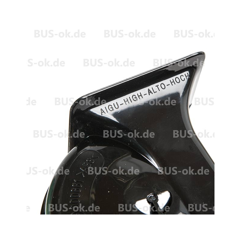 t4 t5 signalhorn hupe 12v 510 hz hochton verglnr. Black Bedroom Furniture Sets. Home Design Ideas