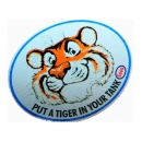 "Aufkleber ""Put a tiger in your tank"" Vintage..."