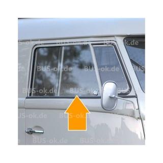 t1 schiebefenster t r vorne rechts esg glas verglnr 211845225a bus 68 80. Black Bedroom Furniture Sets. Home Design Ideas