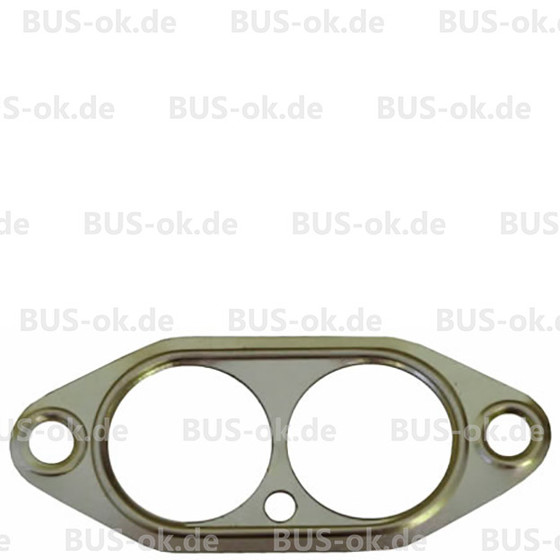 Inlet Manifold Gasket (Twinport) for VW Beetle and VW T2 Bay