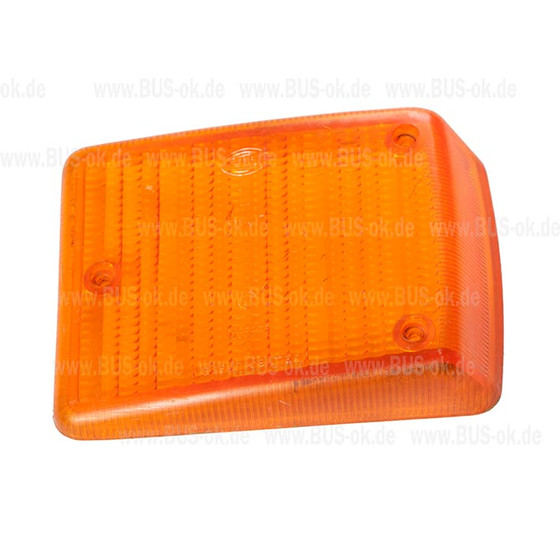 T2b Blinkerglas orange links gebraucht  Verglnr. 211953141 S