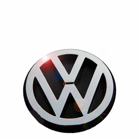 VW Chrome Badge (Rear) for All T25, T4 and Brazilian