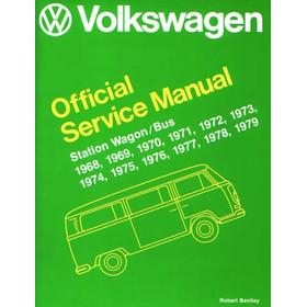 Robert Bentley offical service manual 1968 >5/79