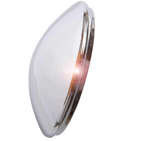 Type2 Split and Bay -7.70 Smooth Baby Moon Domed Hub Cap
