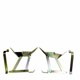 Rock and Roll Seat Brackets (Pair)