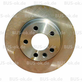 FRONT DISC BRAKE ROTORS PADS for Volkswagen Transporter T4 *280mm* 1999-2003