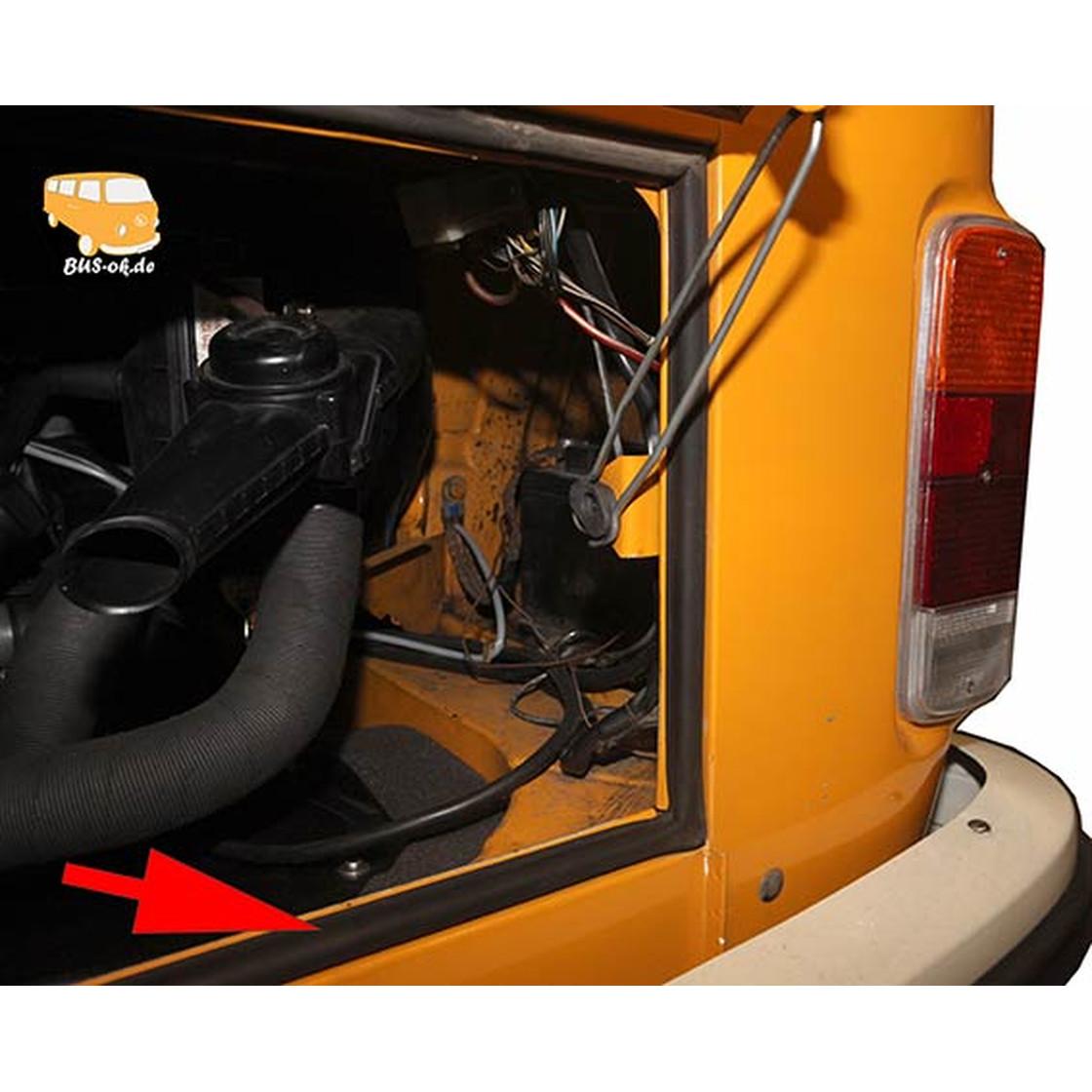 Speedo Câble Pour VW Transporter T2 Bay MK2 1968-1979