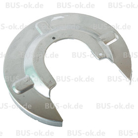 T4 Rear Brake Disc Dust Shield 300mm, for T4 1996 - 2003,...