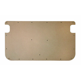 Type2 bay Sliding Door Panel (In 3mm Plain MDF Pre-Cut...