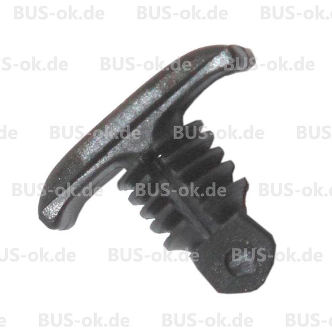 VW T4 bonnet seal clip