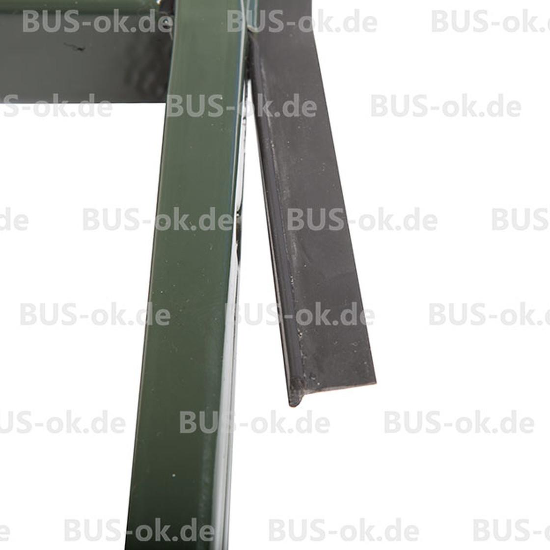 T1 Dichtung um Türfensterrahmen aussen Verglnr. 211837835 A - BUS-ok ...