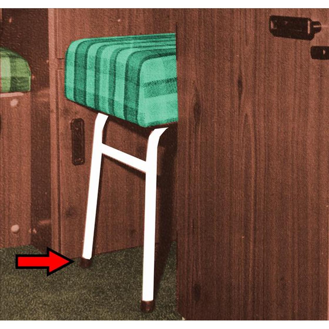 t2 h lsen f e f r westfalia hocker bus 3 40. Black Bedroom Furniture Sets. Home Design Ideas