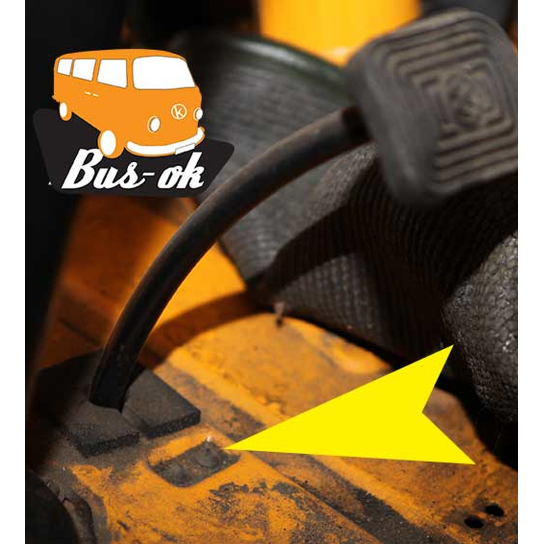 VW TYPE 2 BUS FUEL TANK NECK /& TANK BASE SEAL w//GAS DOOR RUBBER STOPS