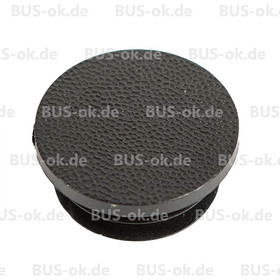 Type25 cover cap for bumper corner black