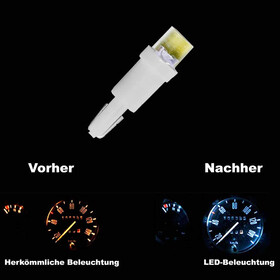 Dash Bulb LED 12 V VW T2 Bay 8.67 ? 7.79