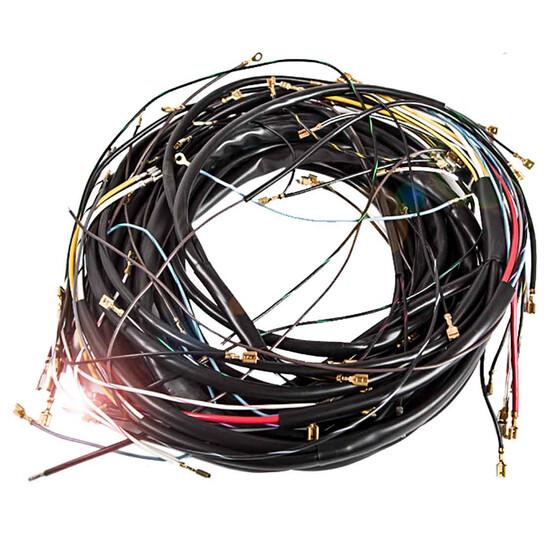 Magnificent Type2 Split Wiring Harness 6 58 7 63 Oem Partnr 211971013C Bus Wiring Database Numdin4X4Andersnl