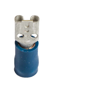 blade receptacle blue for cable 1,5 - 2,5qmm