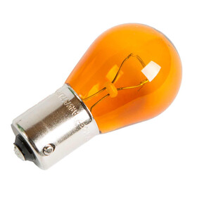 Blinkerbirne orange 12 Volt 21 Watt mit versetztem...