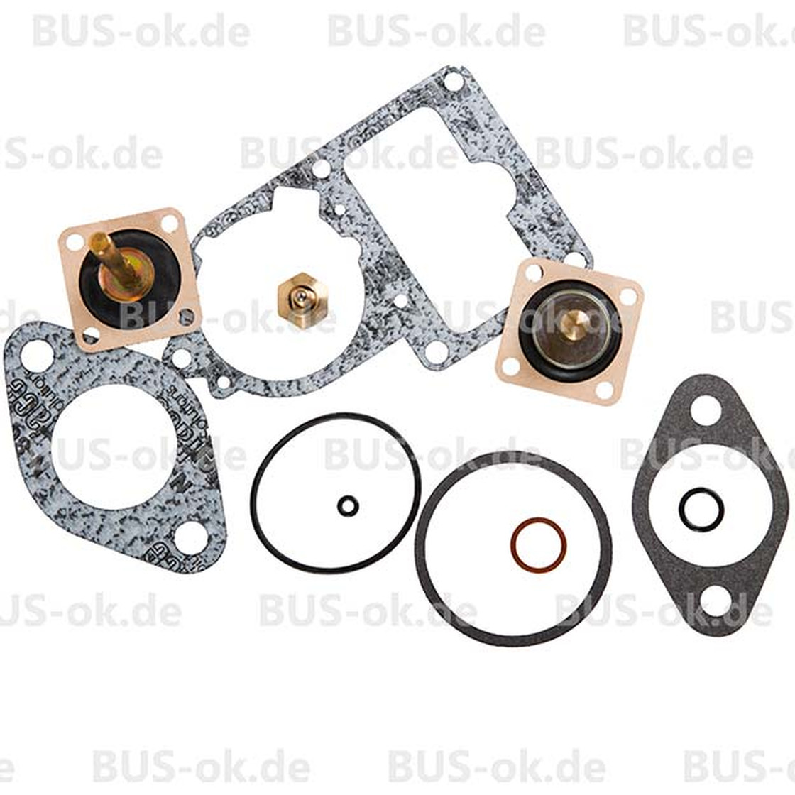 T25 Carb Rebuilt Kit For Solex 34 Pict-5 Carb