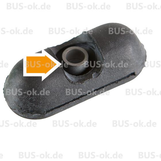 t2 h lse f r keilpuffer schiebet r orig vw nos verglnr 251843475 5 50. Black Bedroom Furniture Sets. Home Design Ideas