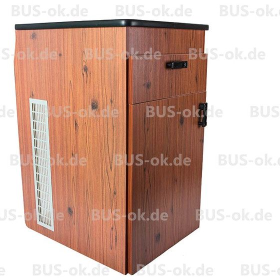 t2 westfalia schrank f r den k hlschrank helsinki ausstattung top b 816 90. Black Bedroom Furniture Sets. Home Design Ideas