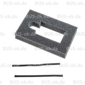 Clip Nuts for VW Baywindow Trim Door Panel grab handle no 8 screw spire clip