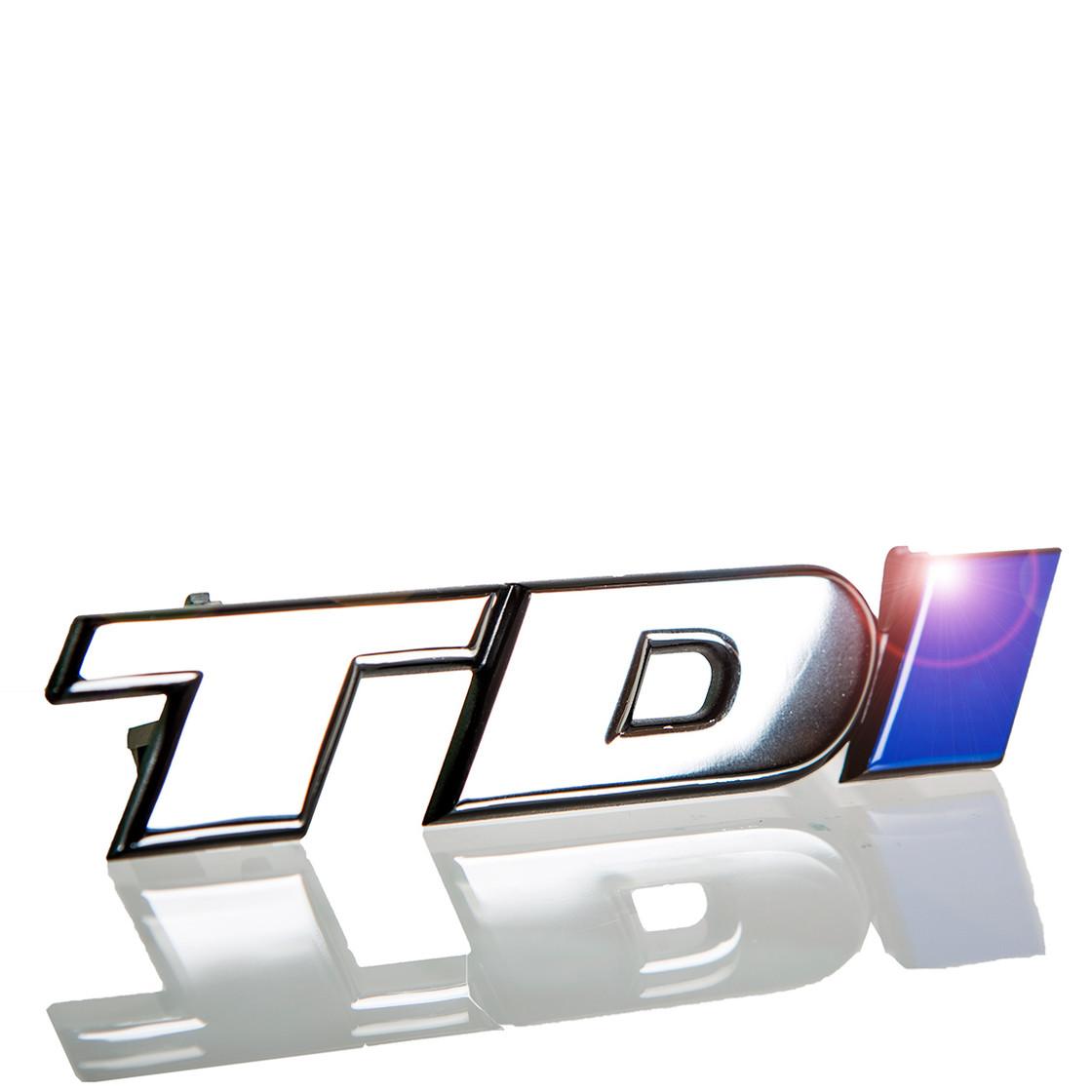 Original VW Eurovan Transporter Schriftzug TDI für T4 701853679AHCE