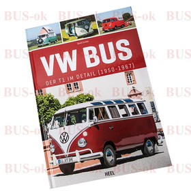VW Bus T1 im Detail Hardcover ISBN  9783958433625