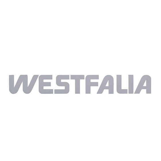T3 Westfalia Aufkleber Silber Fur Den Kuchenblock Bus Ok De 5 00