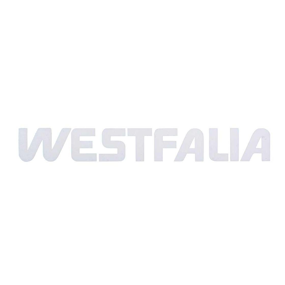 T3 Aufkleber Westfalia Weiss Fur Den Kuchenblock Bus Ok De 5 00
