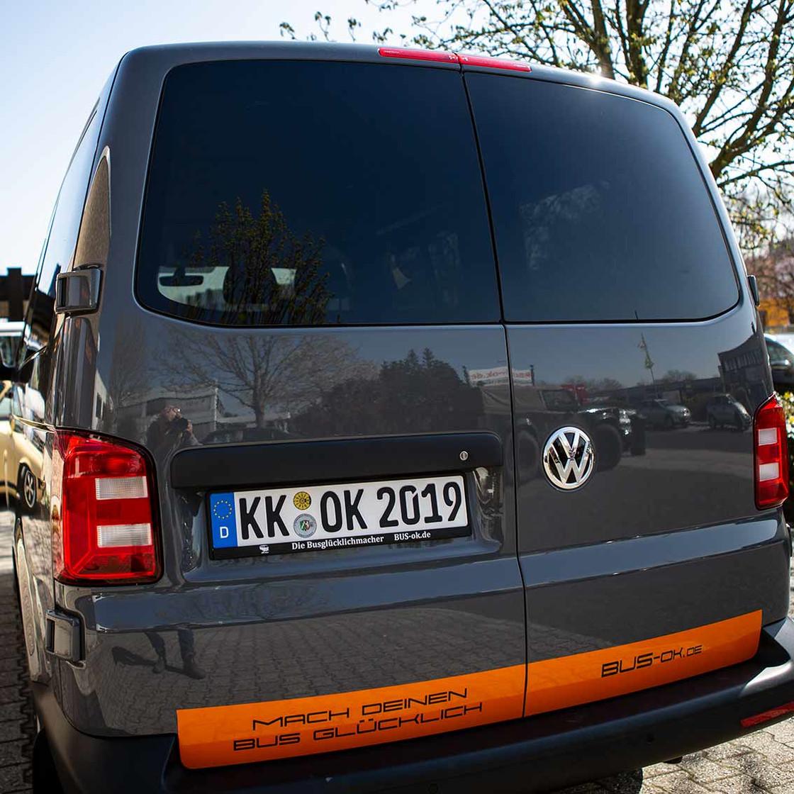 HECKLEUCHTE GLAS RÜCKLEUCHTENGLAS LINKS O RECHTS FÜR VW TRANSPORTER LL T2