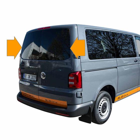 t5 t6 fenster thermomatten bus. Black Bedroom Furniture Sets. Home Design Ideas