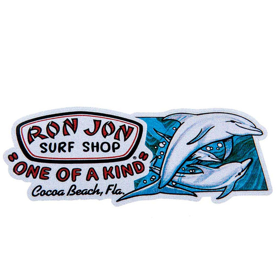 Aufkleber Ron Jon Surf Shop Cocoa Beach Florida