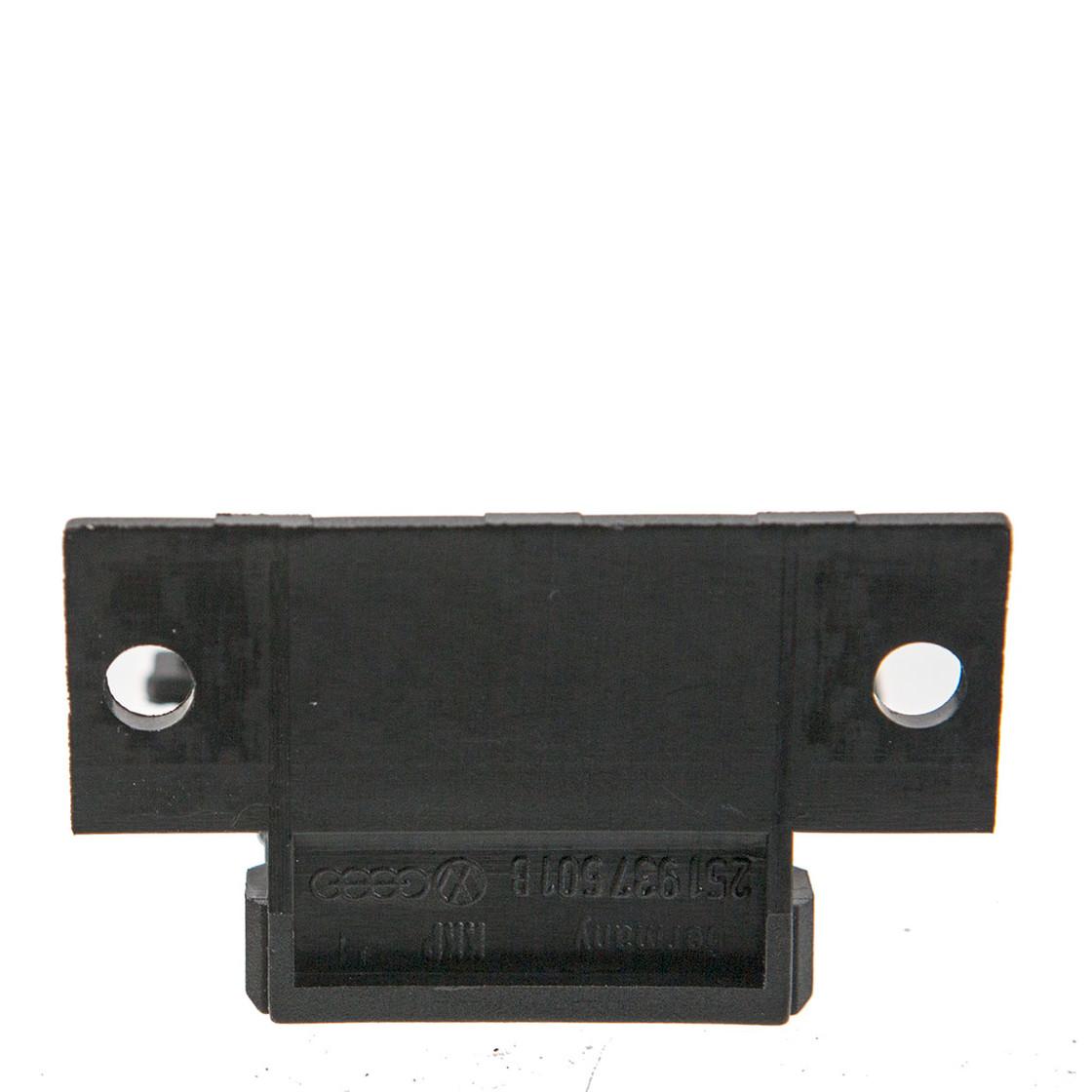 T25 Glow plug relay socket with fuse holder, orig  VW, OEM