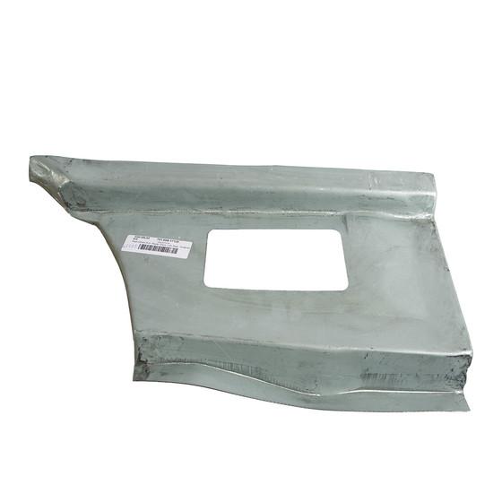 T4 Reparaturblech Wellblech Ladefläche Abmessungen ca 75cm x 50,5cm für VW Bus