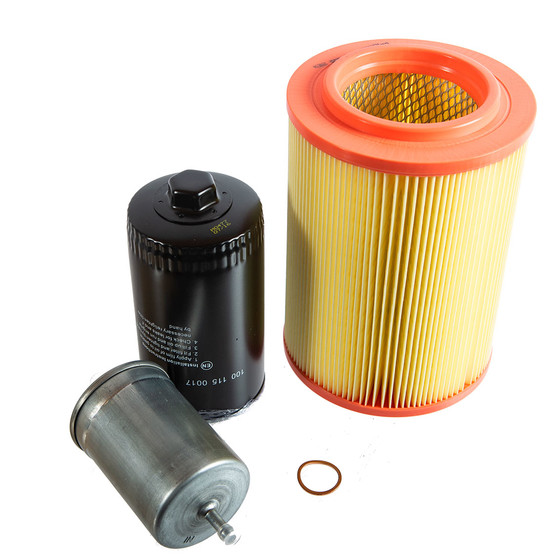 T4 Engine Service Kit for 2,5l Petrol with AAF, ACU, AEN engine, 09.90 - 12.95, OEM partnr. 701198006