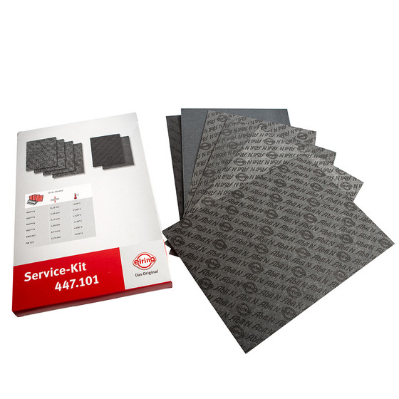 Elring Gasket Paper Set (6 Sheets from 0,75mm - 1,25mm)