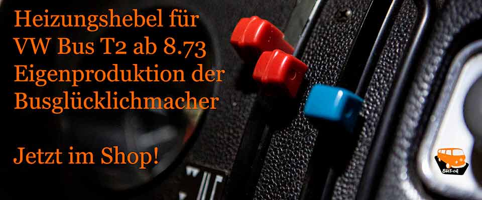 T2 Heizungshebel ab 8.73